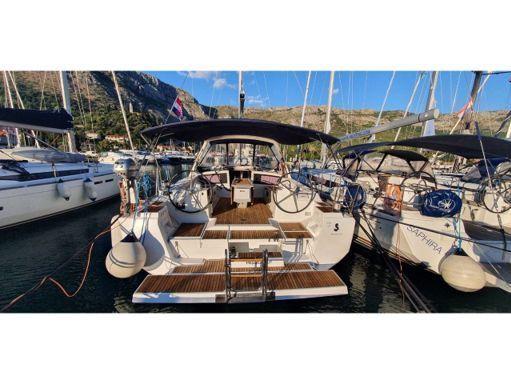 Sailboat Beneteau Oceanis 48 (2014) (0)