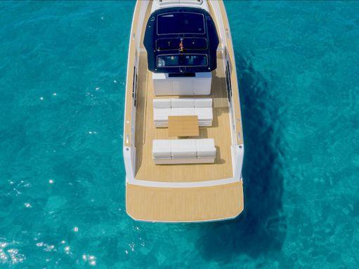 Motorboat Pardo 38 · 2019 (refit 2019) (2)
