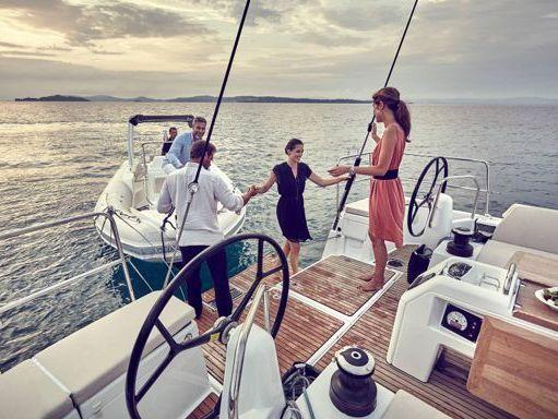 Sailboat Jeanneau Sun Odyssey 490 · 2021 (4)