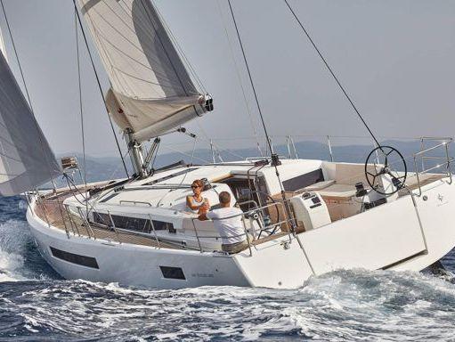 Sailboat Jeanneau Sun Odyssey 490 · 2021 (2)