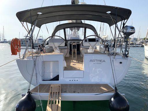 Sailboat Hanse 458 · 2019 (0)