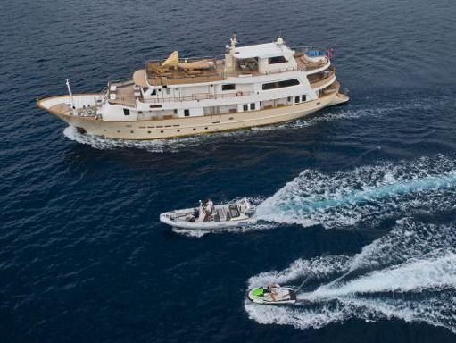 Barco a motor La Perla · 1976 (reacondicionamiento 2010) (0)