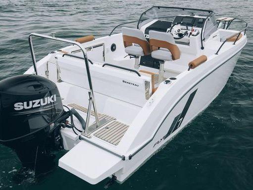 Motorboat Beneteau Flyer 701 · 2021 (2)