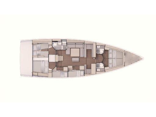 Sailboat Dufour 530 · 2020 (2)