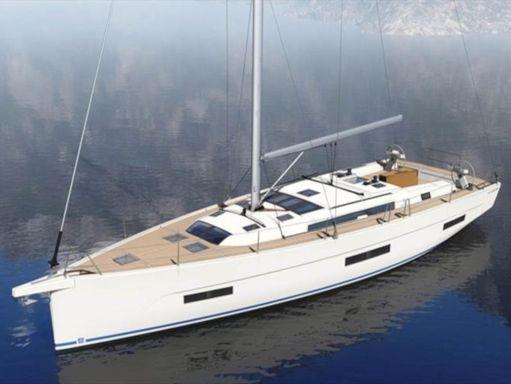 Sailboat Dufour 530 · 2020 (0)