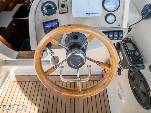 Imbarcazione a motore Sasanka Courier 970 · 2008 (raddobbo 2020) (4)
