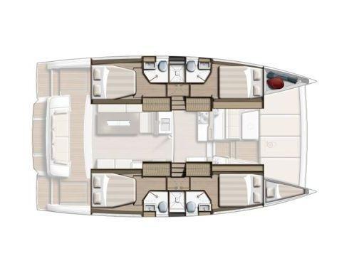 Catamaran Bali 4.2 Open Space (2021) (4)