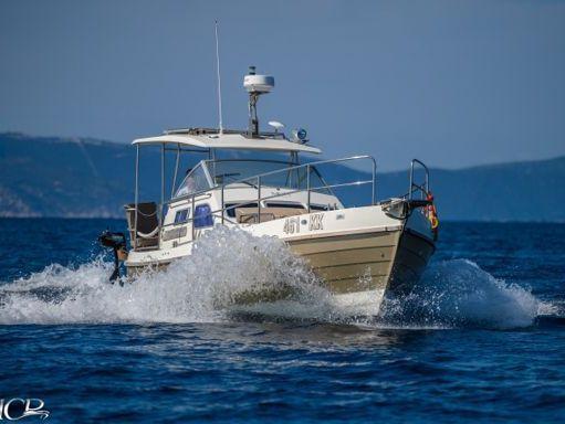 Imbarcazione a motore Sasanka Courier 970 · 2008 (raddobbo 2020) (0)
