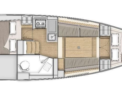 Sailboat Beneteau Oceanis 30.1 · 2021 (2)