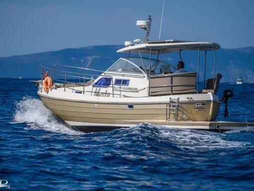 Imbarcazione a motore Sasanka Courier 970 · 2008 (raddobbo 2020) (2)