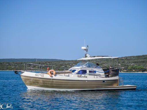 Imbarcazione a motore Sasanka Courier 970 · 2008 (raddobbo 2020) (1)