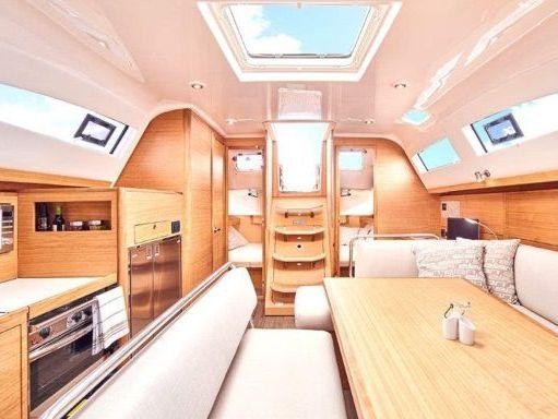 Sailboat Elan Impression 45.1 · 2021 (4)