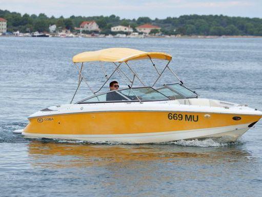 Speedboat Cobalt 220 S Bowrider · 2009 (refit 2009) (0)