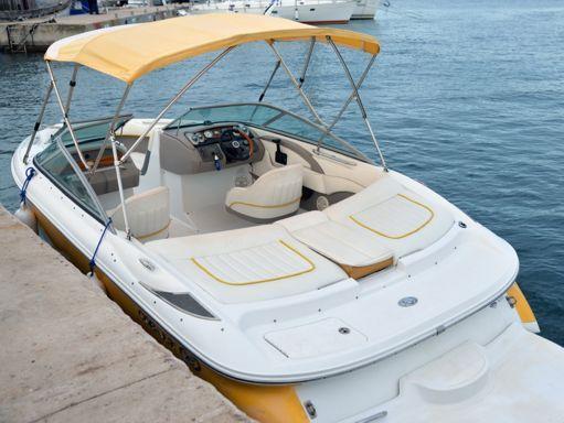 Speedboat Cobalt 220 S Bowrider · 2009 (refit 2009) (1)