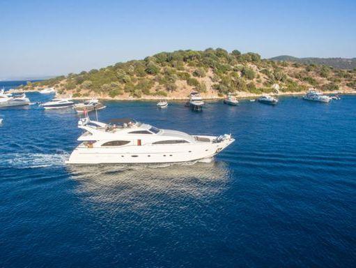 Motorboat Motoryacht Motoryacht · 2005 (refit 2018) (4)