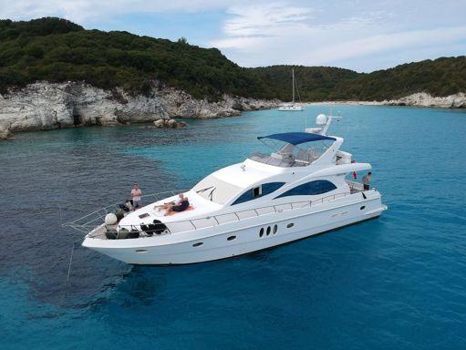 Motorboat Majesty 66 · 2010 (0)