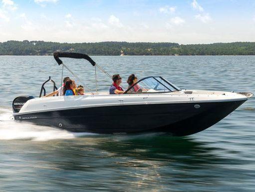 Sportboot Bayliner Element E7 (2010) (1)