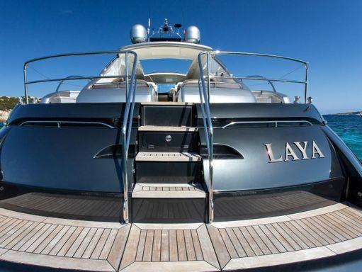 Motorboat Princess V65 · 2002 (refit 2021) (4)