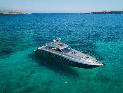 Motorboat Princess V65 · 2002 (refit 2021) (1)
