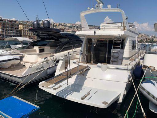 Motorboat Rizzardi 50 Fly · 1992 (refit 2019) (0)