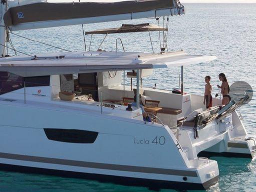 Catamaran Fountaine Pajot Lucia 40 · 2020 (1)