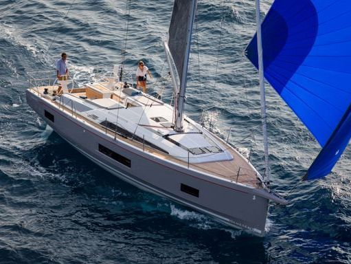 Sailboat Beneteau Oceanis 46.1 · 2021 (1)