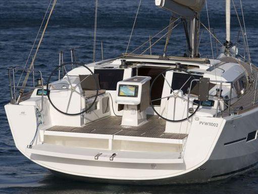 Sailboat Dufour 410 Grand Large · 2014 (2)