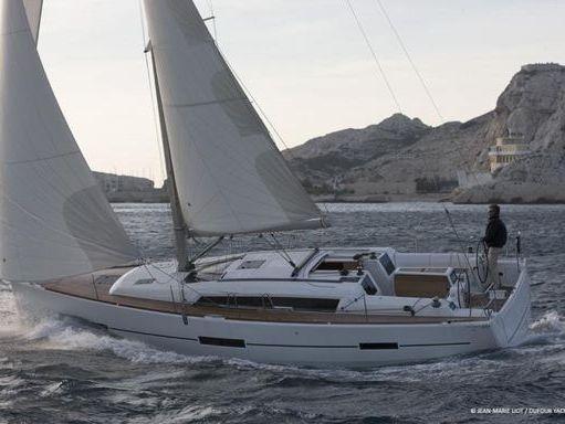 Sailboat Dufour 410 Grand Large · 2014 (0)