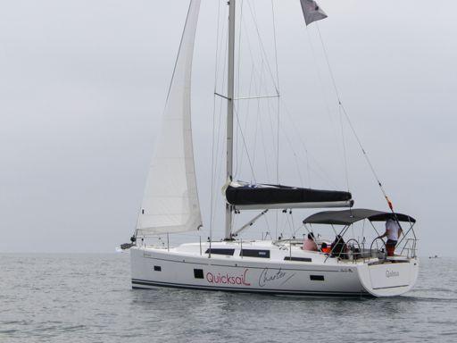 Sailboat Hanse 388 · 2021 (0)