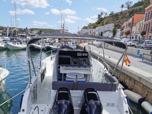 Motorboat Jeanneau Cap Camarat 9.0 WA · 2017 (refit 2020) (0)