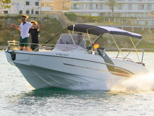 Motorboat Beneteau Flyer 7.7 Sundeck · 2017 (refit 2020) (2)