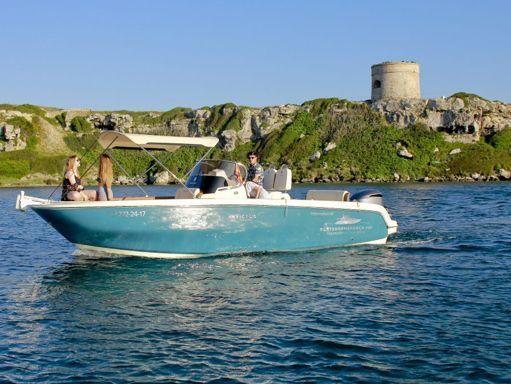Motorboat Invictus 240 FX · 2017 (refit 2019) (0)