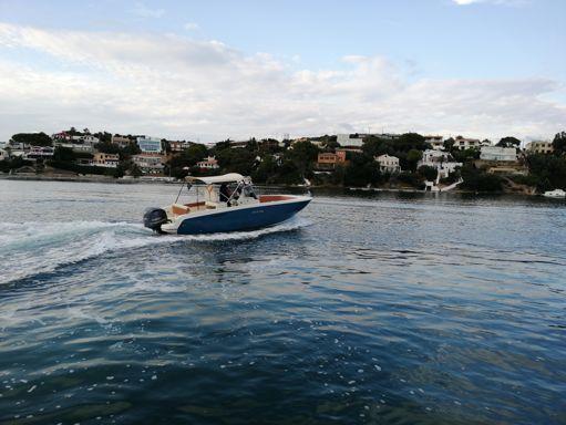 Motorboat Invictus 240 FX · 2017 (refit 2019) (1)