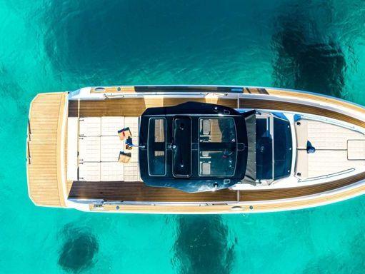 Motorboat Pardo 38 · 2019 (refit 2019) (0)
