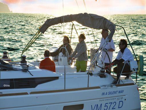 Sailboat Jeanneau Sun Odyssey 519 · 2019 (2)