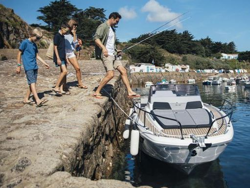 Speedboat Beneteau Flyer 8 Sundeck · 2020 (4)