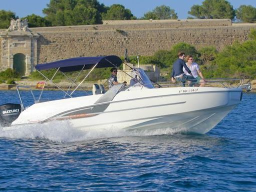 Motorboat Beneteau Flyer 7.7 Sundeck · 2017 (refit 2020) (1)