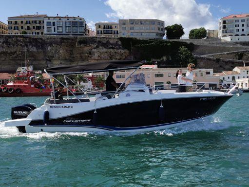 Motorboat Jeanneau Cap Camarat 9.0 WA · 2017 (refit 2020) (4)