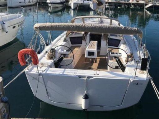 Sailboat Dufour 430 Grand Large · 2021 (2)