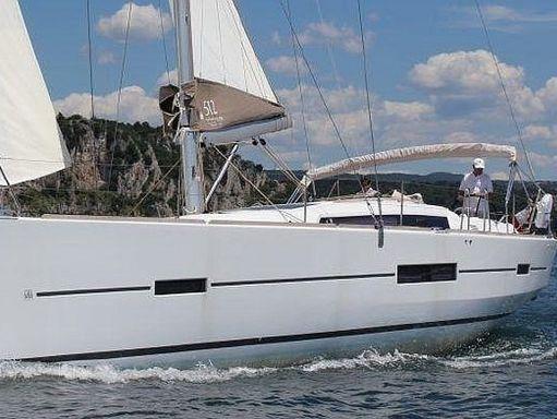 Sailboat Dufour 430 Grand Large · 2021 (1)