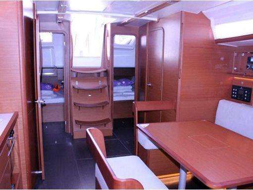 Sailboat Dufour 430 Grand Large · 2021 (4)