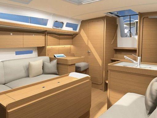 Sailboat Dufour 360 Grand Large · 2020 (2)