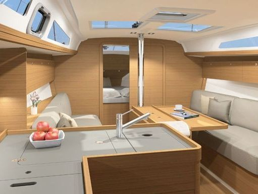 Sailboat Dufour 360 Grand Large · 2020 (1)