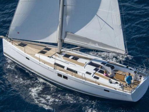 Sailboat Hanse 505 · 2018 (refit 2019) (0)