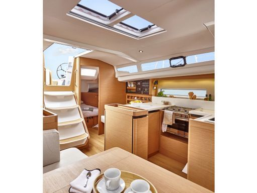 Sailboat Jeanneau Sun Odyssey 440 · 2021 (1)