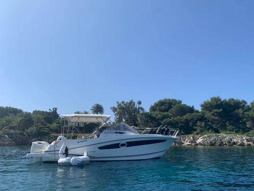 Motorboat Jeanneau Cap Camarat 8.5 WA · 2017 (refit 2017) (0)