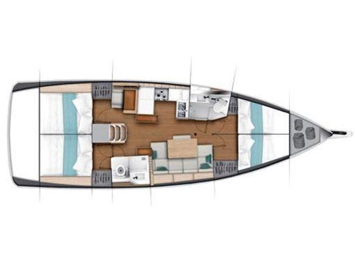 Sailboat Jeanneau Sun Odyssey 440 · 2021 (2)