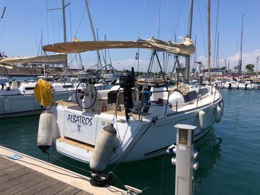Sailboat Dufour 375 · 2011 (1)