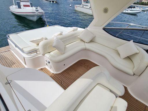 Motorboat Mano Marine 38.5 · 2012 (refit 2021) (1)