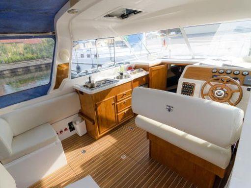 Motorboat Marex 280 · 2005 (2)